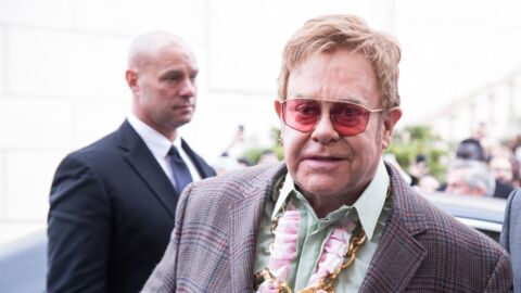 Elton John reçu par Emmanuel Macron à l'Élysée: le combat du chanteur révélé