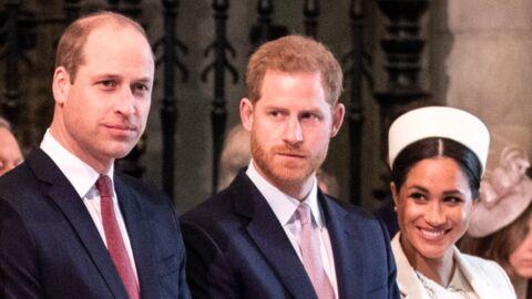 Meghan et Harry fustigés pour leur attitude vis-à-vis du prince William