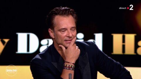 VIDEO David Hallyday raconte ses souvenirs en tête à tête avec Johnny