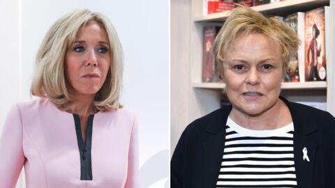 Brigitte Macron harcelée par Muriel Robin: pourquoi l'humoriste l'a inondée de textos