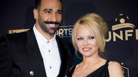 PHOTO Pamela Anderson quitte Adil Rami: le footballeur «menait une double vie»