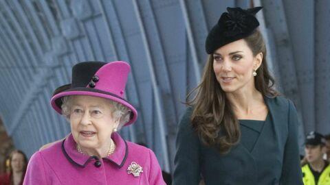 Kate Middleton: le nouveau rôle que vient de lui offrir Elizabeth II