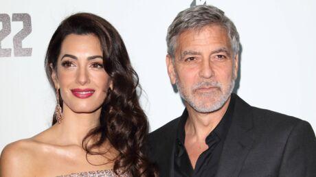 PHOTOS George Clooney: sa grosse frayeur avant l'arrivée de Barack Obama en Italie