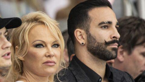 PHOTO Pamela Anderson célibataire: Adil Rami s'exprime pour la première fois