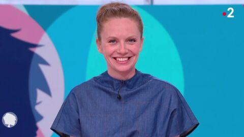VIDEO C'est au programme: un chroniqueuse se confie à Sophie Davant sur son mariage