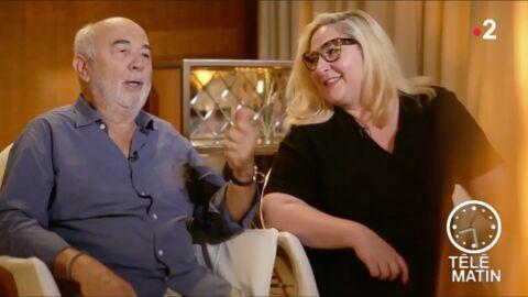 VIDEO Gérard Jugnot évoque avec humour la ressemblance entre Marilou Berry et Josiane Balasko