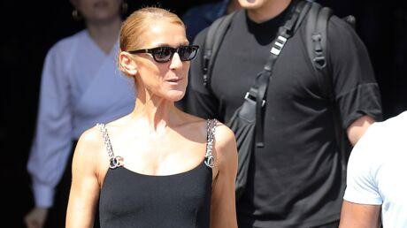 PHOTOS Céline Dion de passage à Paris: le prix exorbitant de sa tenue