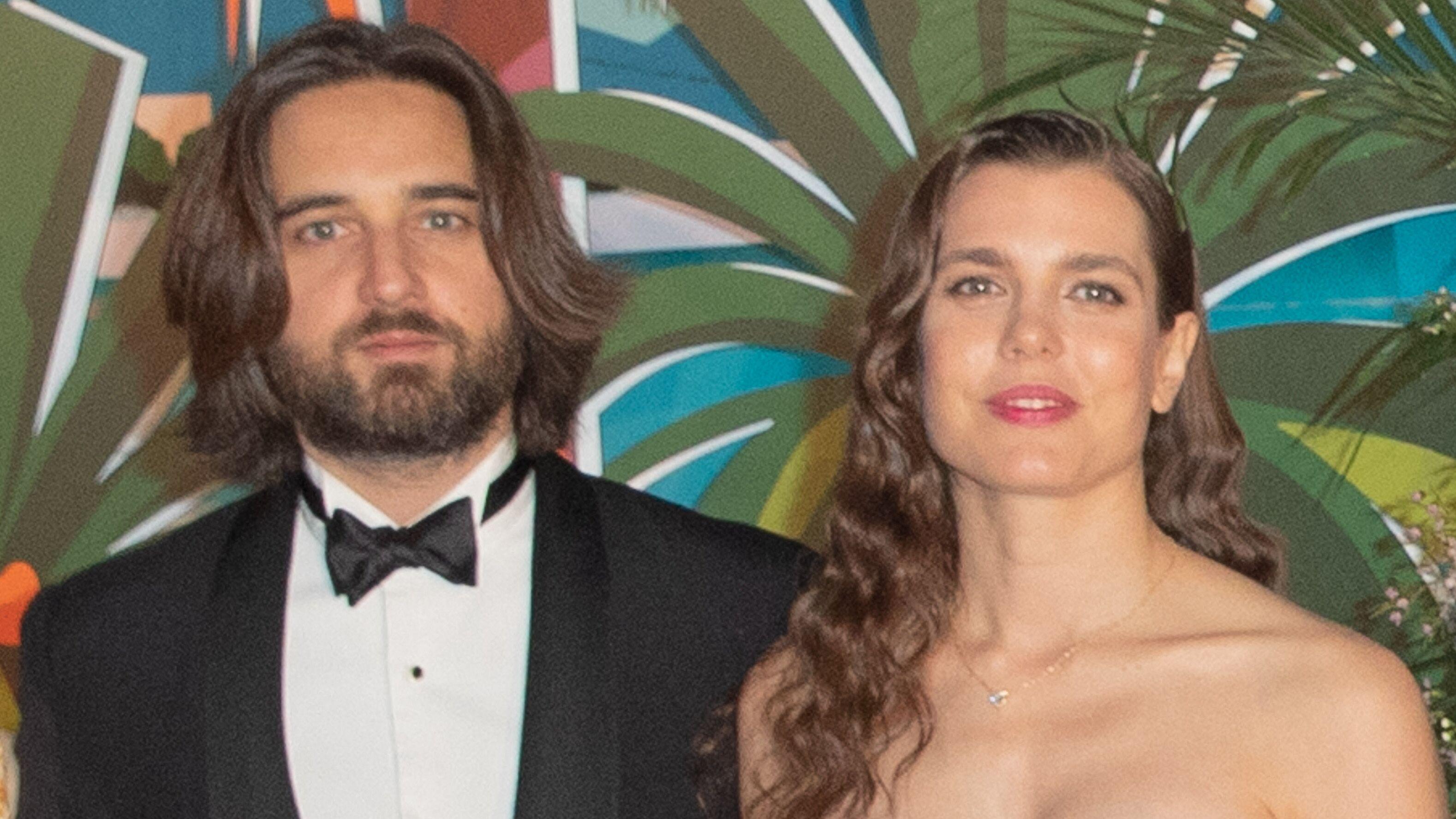 Mariage de Charlotte Casiraghi et Dimitri Rassam  la cérémonie religieuse  a eu lieu aujourd\u0027hui , Voici
