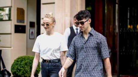 PHOTOS Mariage de Sophie Turner et Joe Jonas: les festivités débutent en toute sécurité avant le grand jour