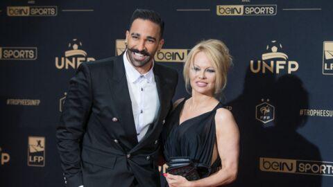 Adil Rami nie les accusations de violence de Pamela Anderson, elle réplique et balance son numéro!