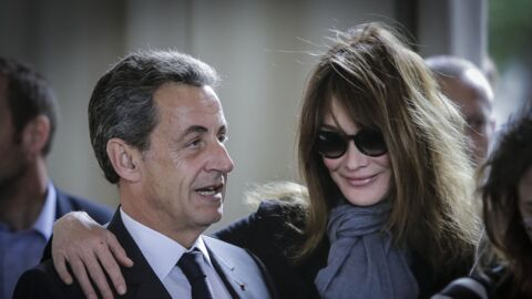 Nicolas Sarkozy: cette bourde de Carla Bruni qui l'a séduit lors de leur première rencontre