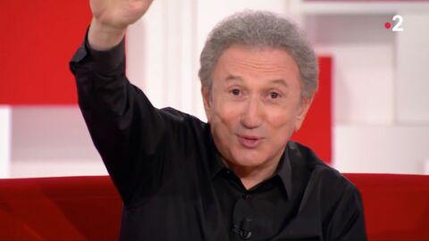 VIDEO Michel Drucker révèle le nom de son célèbre voisin pour la dernière de Vivement dimanche