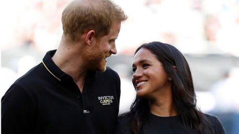 PHOTOS Meghan Markle et le prince Harry rayonnants pour leur première sortie en couple depuis la naissance d'Archie