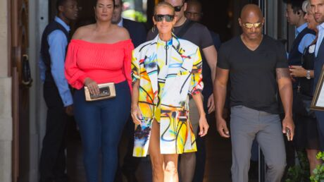 Fashion Week – Céline Dion s'éclate côté mode à Paris !