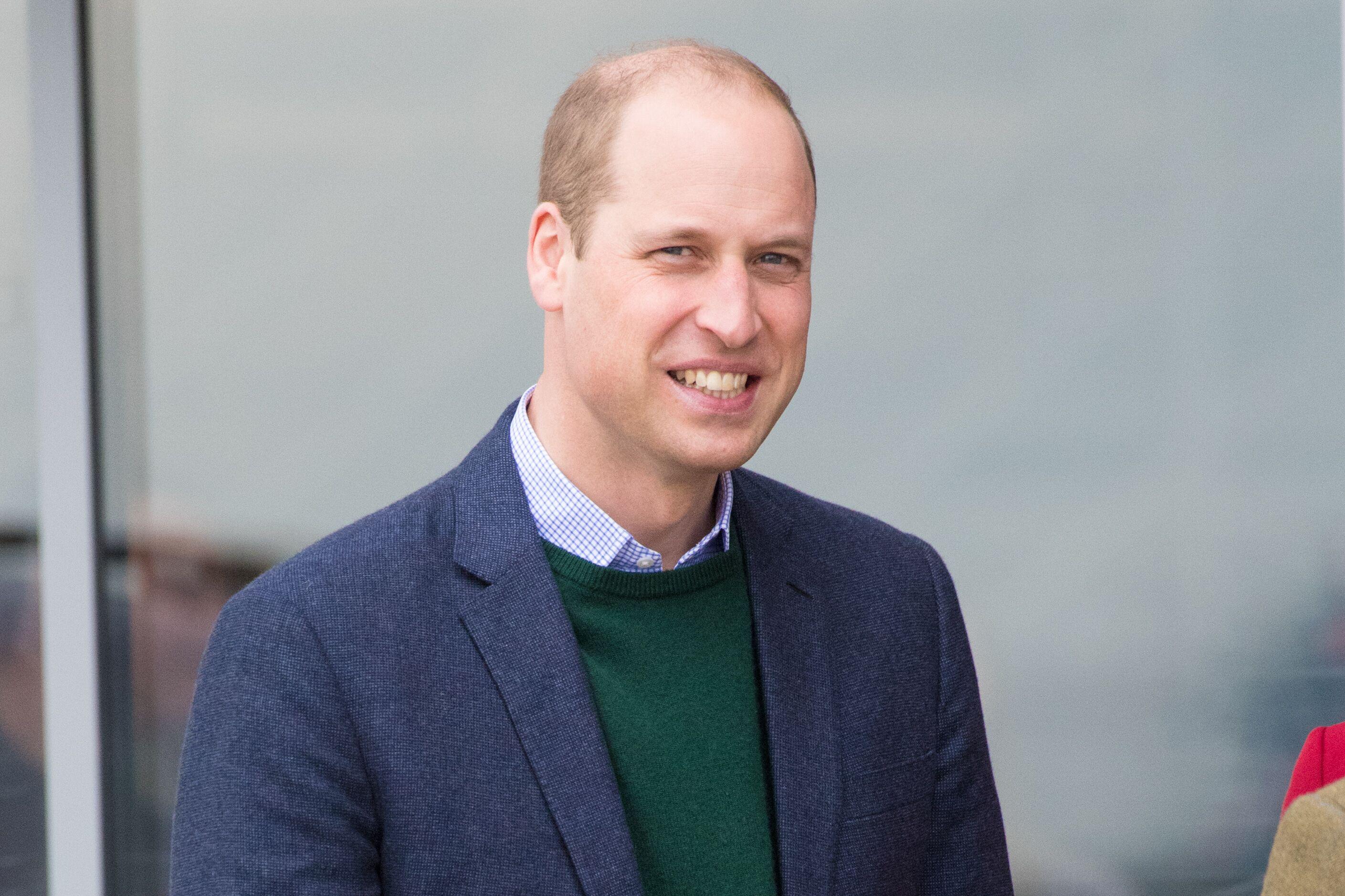 Quand le prince William plaisantait après un vol dantesque au Pakistan