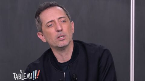 VIDEO Gad Elmaleh répond aux accusations de plagiat dans Au tableau!