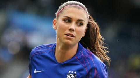 Coupe du monde féminine: qui est Alex Morgan, la star de l'équipe des Etats-Unis?