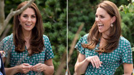 Kate Middleton – Sa robe coûte moins de 200 euros (et elle est française)!