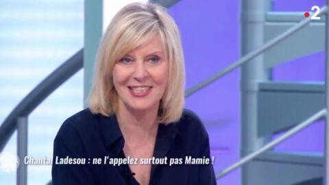 VIDEO Chantal Ladesou: son amusante confidence sur son rôle de grand-mère