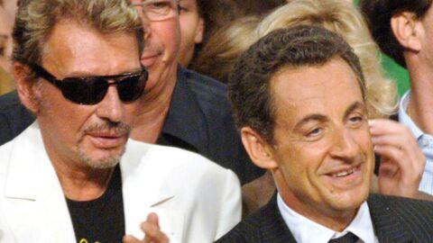 Johnny Hallyday: les confidences troublantes de Nicolas Sarkozy sur son côté sombre