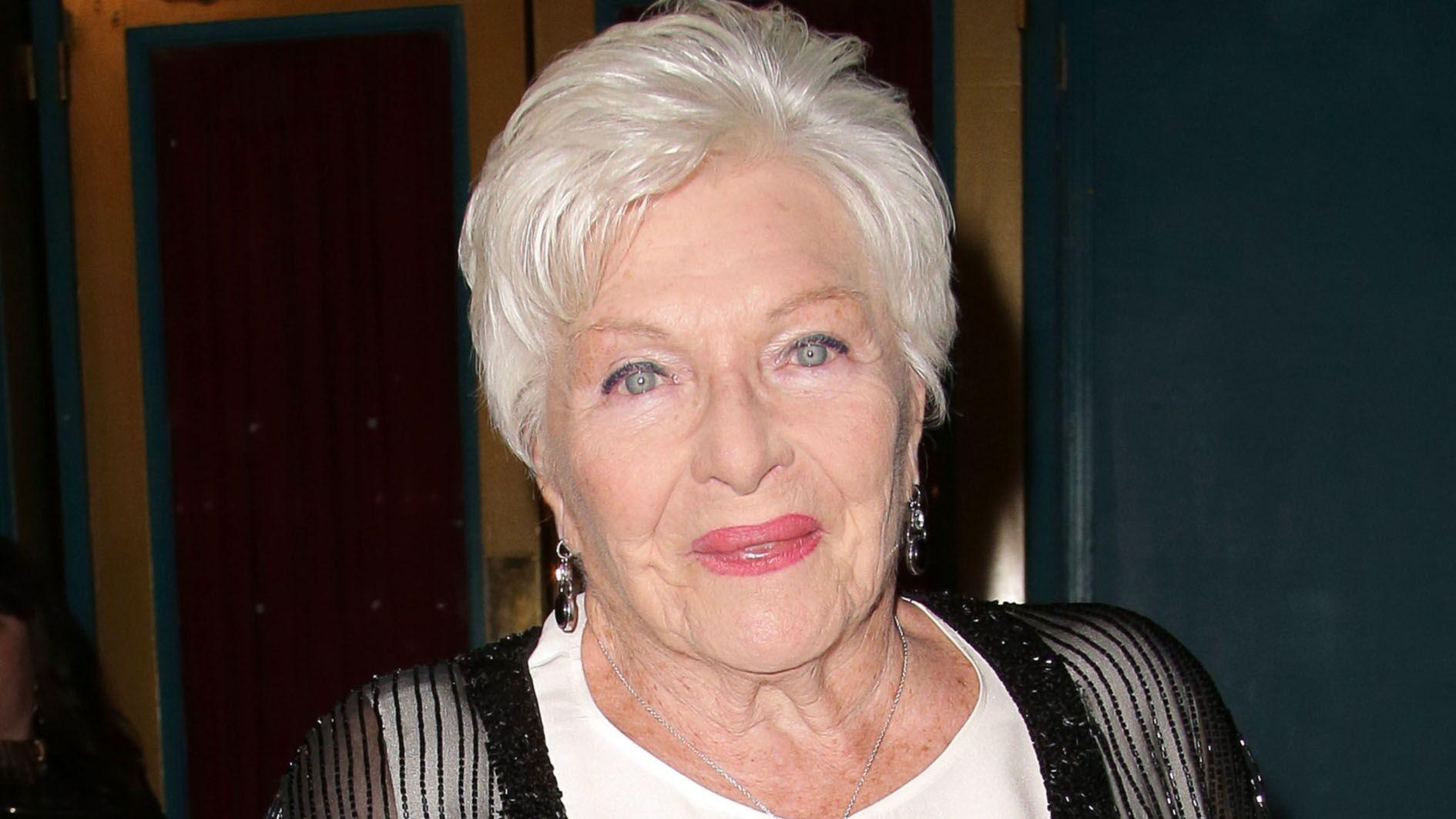 PHOTO Line Renaud : son message rassurant pour son 91ème anniversaire