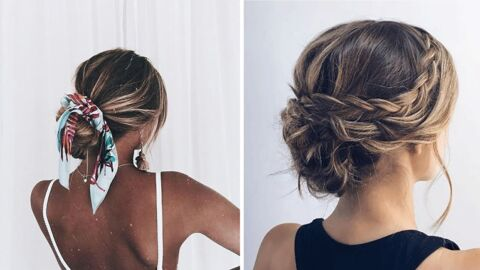 Cheveux – 3 idées de coiffures faciles à réaliser