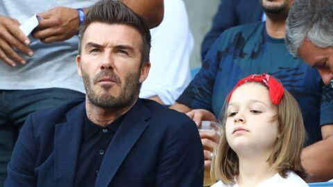 PHOTO Victoria et David Beckham: la magnifique attention de leur fille Harper pour leur anniversaire de mariage