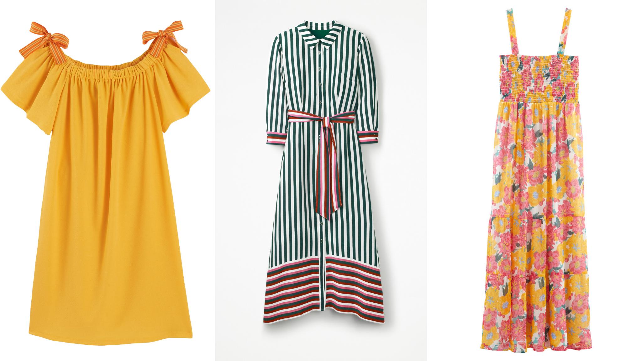 31e1104158f56 Tendance printemps/été 2019 – 15 robes d'été qui nous font craquer - Voici