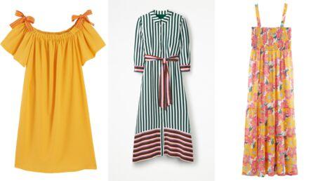 Tendance printemps/été 2019 – 15 robes d'été qui nous font craquer