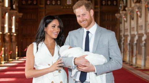 Meghan Markle et le prince Harry: découvrez les photos officielles et craquantes du baptême d'Archie