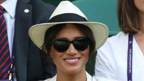 Meghan Markle à Wimbledon: ce détail vestimentaire qui fait entorse au protocole