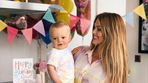 PHOTOS Caroline Receveur organise une fête somptueuse pour le premier anniversaire de son fils