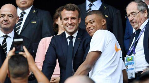 Emmanuel Macron veut stopper les matchs de football en cas d'insultes homophobes ou racistes