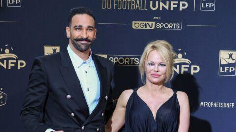 Pamela Anderson poste un message plein de regrets concernant Adil Rami