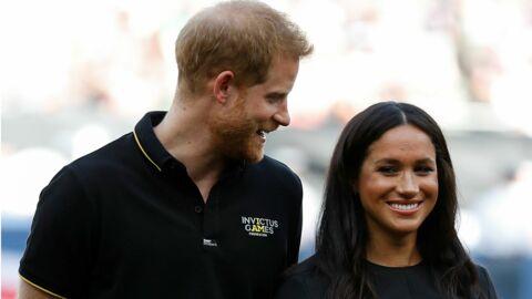 Meghan Markle et le prince Harry: le prénom de leur fils bat tous les records