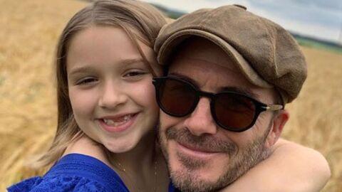 PHOTOS Harper Beckham: les messages trop mignons de ses frères et ses parents pour ses 8 ans