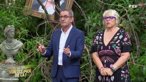 Je suis une célébrité, sortez-moi de là: Christophe Dechavanne et Laurence Boccolini agacent les internautes
