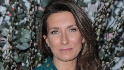 Anne-Claire Coudray évoque sa dernière interview avec Johnny Hallyday «très affaibli»