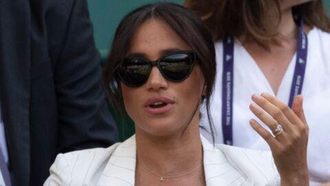 Meghan Markle lynchée sur son attitude à Wimbledon, un proche de la famille royale vole à son secours