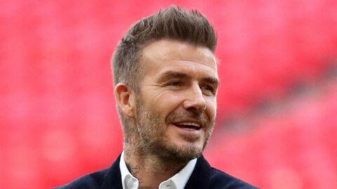 David Beckham: l'ex-footballeur se lance dans un nouveau projet