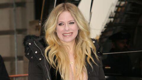 PHOTO Avril Lavigne serait-elle «amoureuse du diable»? Ses fans l'accusent de satanisme