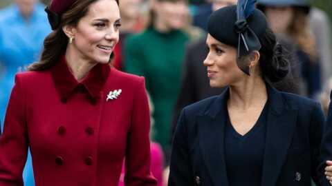 PHOTOS Meghan Markle et Kate Middleton complices à Wimbledon