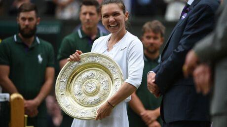 Kate Middleton très appréciée par la championne de Wimbledon Simona Halep