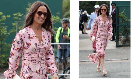 On veut la robe à fleurs de Pippa Middleton