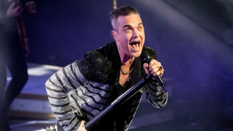 Robbie Williams: Sa fille de 6 ans souhaite sa mort!