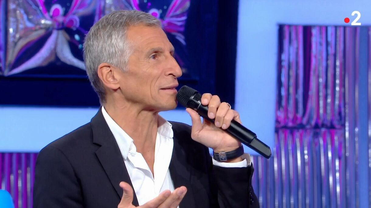 VIDEO Nagui : cette petite pique d'un maestro qui l'a surpris