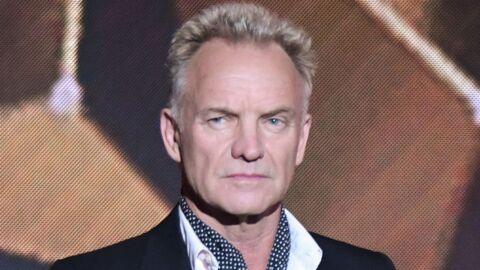 Sting malade: on connaît la raison pour laquelle il a annulé ses concerts