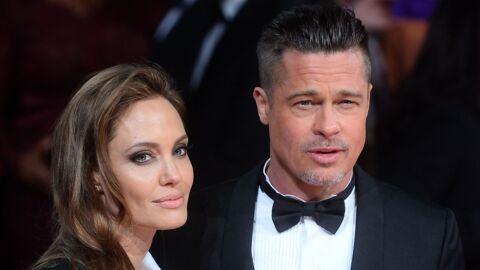 Angelina Jolie et Brad Pitt réconciliés? Ce geste de l'actrice qui change tout
