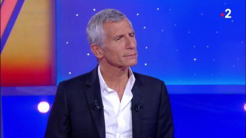 VIDEO Nagui: la blague très osée d'un candidat sur sa femme Mélanie Page