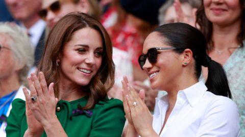 Kate Middleton rusée: son «coup de maître» face à Meghan Markle à Wimbledon